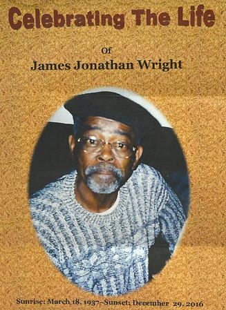 James Jonathan Wright