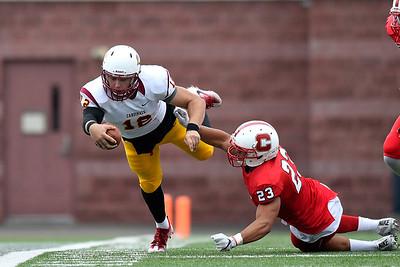 NCAA Football: SJF at Cortland; 9/17/16