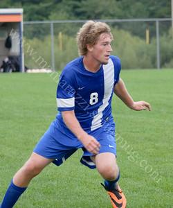 Carroll Cougars High School Soccer