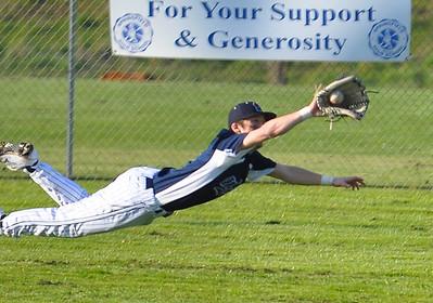 Springfield vs. South Albany Baseball