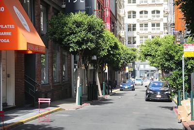 Maiden Lane Alley