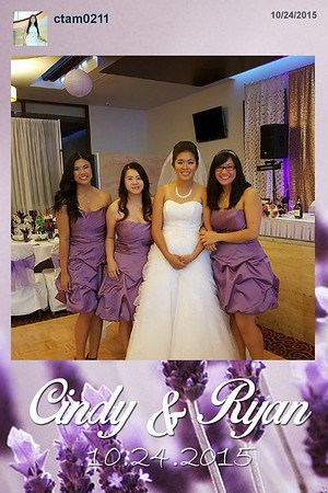 Cindy & Ryan Wedding Reception