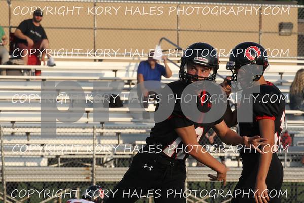 Varsity-Oak Grove vs Odessa 9-19-14 Camera 1 of 3
