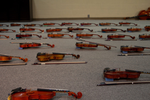 Haydens First Violin Recital