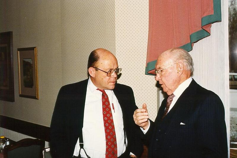 John Galligan's funeral (28 Dec 1990)