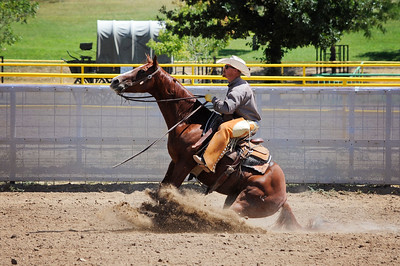 2016 Wyoming State Fair Ranch Horse Competition