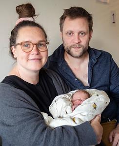 Blob / Aiko på Rigshospitalet 1 dag gammel 2019