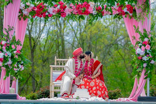Vivek Shruti Wedding