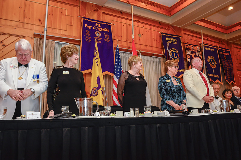 Governor's Banquet