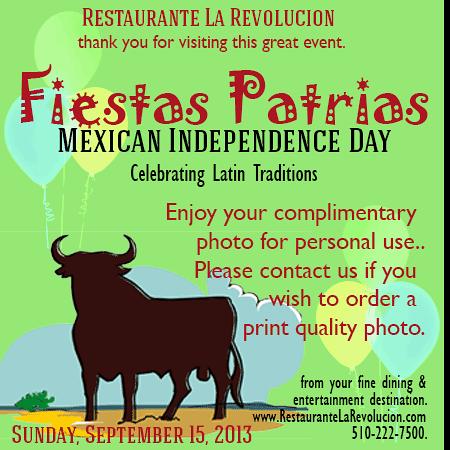 Fiestas Patrias @La Revolucion