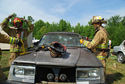 Extrication - July 07