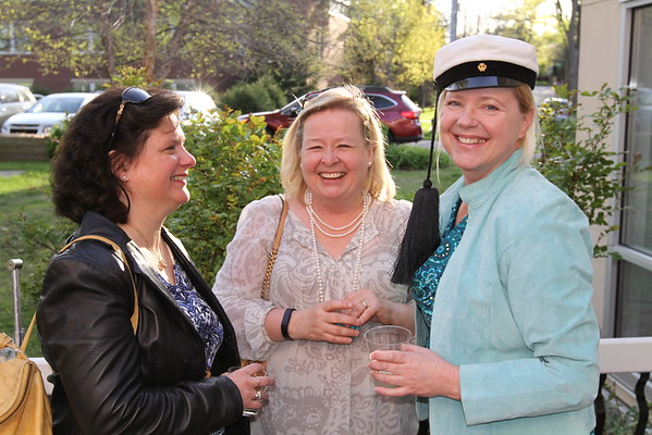 Finnish-American Chamber May Day Reception - Apr 2016