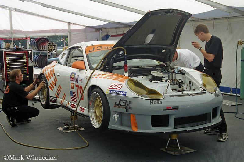 GT-J-3 Racing, Inc