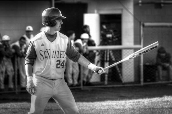 St. Xavier Varsity Baseball 2011