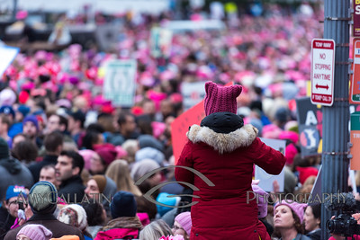 Women's March on Washington - January 21, 2017