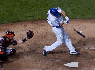 Cubs vs SF Giants 9/22/2010