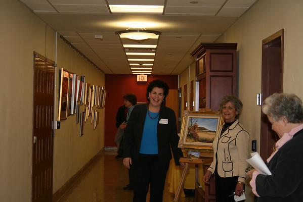 Hudson River Landscapes Art Exhibit
