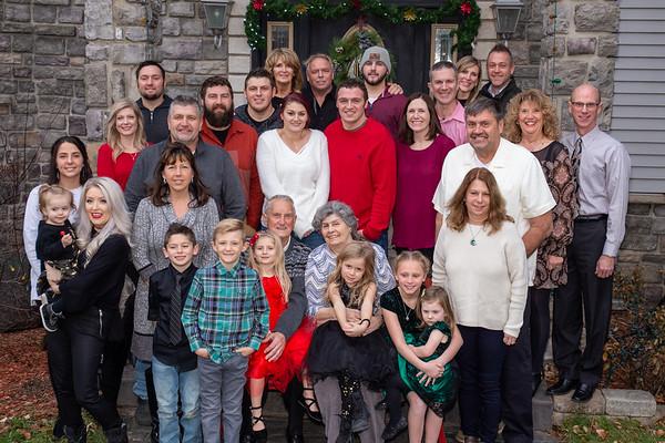 The Sweeten Family 2019