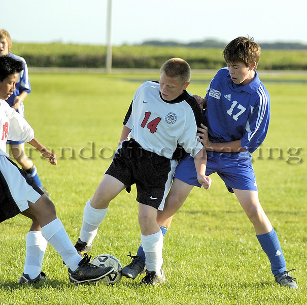 Lincoln-Way Central Freshmen Soccer 2006