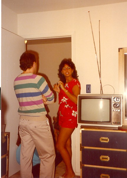 Trish talking to David.jpg
