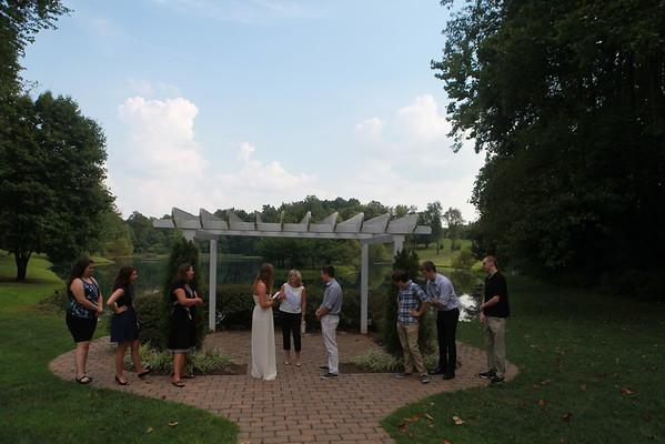 Lauren & Brian Wedding Rehersal