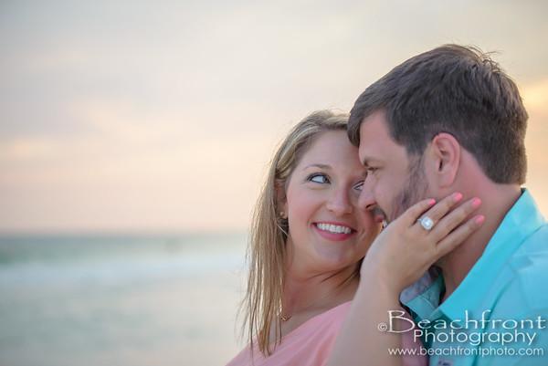 Hannah & Eric - Fort Walton Beach Engagement Photographer