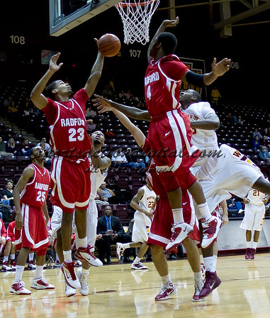 Winthrop vs Radford 1-20-11