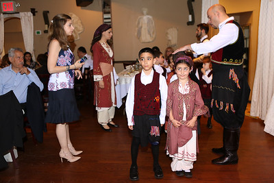 Pancyprian Dance Division 2018