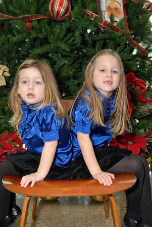 K+A Christmas Card Photos