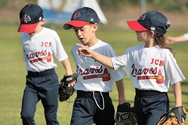 Little League - Spring 2006 Braves