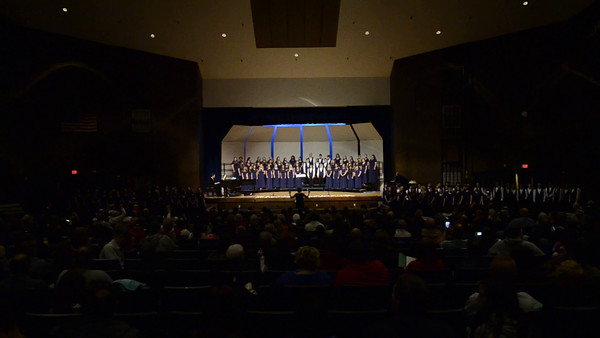 WHS Winter Choral Concert 2015