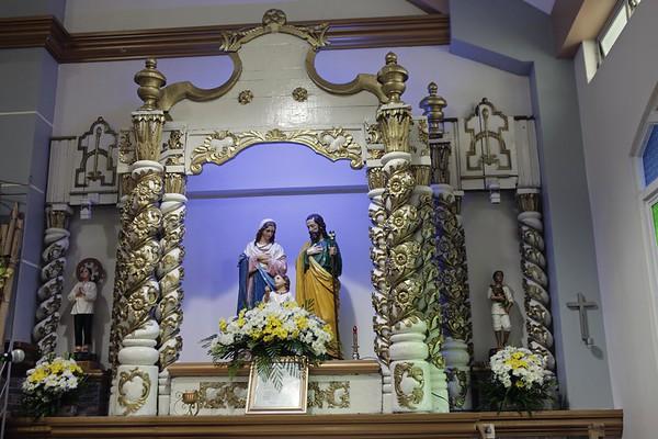 Installation of Rev. Fr. Anthony Riosa, SSS