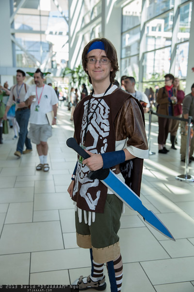 Denver Comic Con 2013 - Sunday