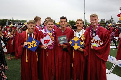 M-A 2017 Graduation