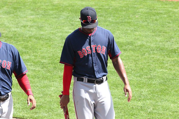 RED SOX v. PIRATES 3.11.15