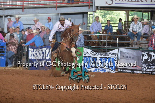 1st Calf Joe Beaver Labor Day Roping 2019 Glenrose, TX