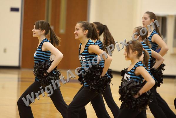 2009 01 30 Freshman Dance Team
