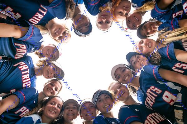 Softball Practice Pics