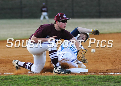 Handley vs Millbrook 4.1.14