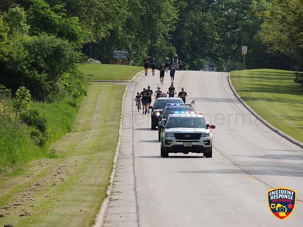 2018 Sheboygan County Law Enforcement Torch Run