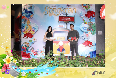 Event - Chang Restaurant's Songkran Festival Day 1