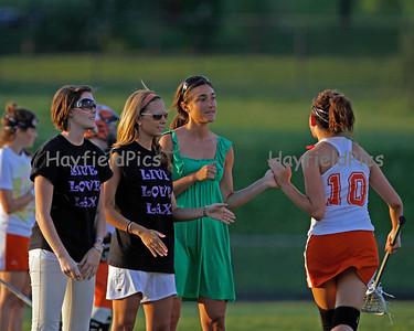 Girls Lacrosse TC Williams 4/27/09