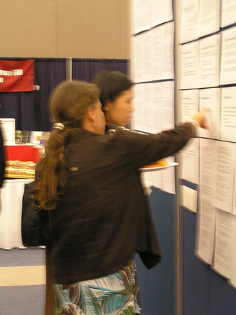 11 - Poster Sessions and Exhibits (all days)