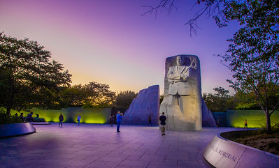 Martin Luther King Memorial - Oct 2019