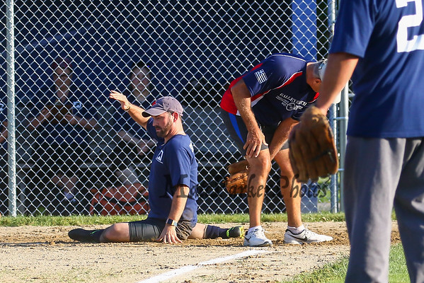 2019-7-24 Hampton Rec Softball Galley Hatch vs Teleran Construction