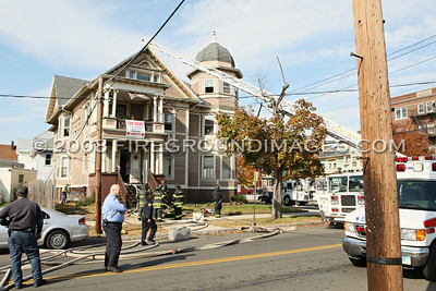 Winthrop Ave. 2nd Alarm (New Haven, CT) 11/1/08