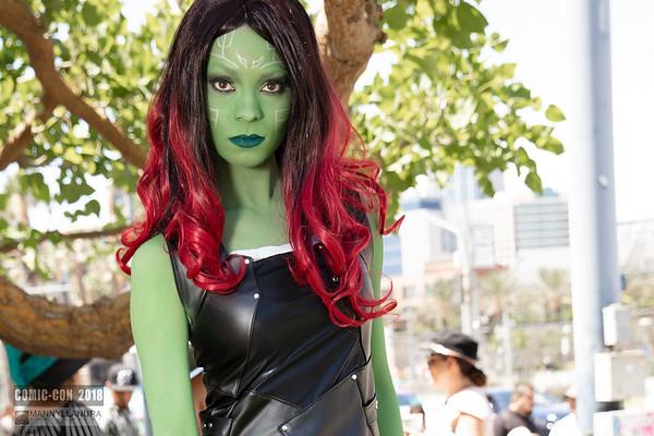 Gamora by Sara Moni