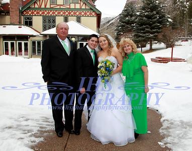 Lozano Wedding - Family