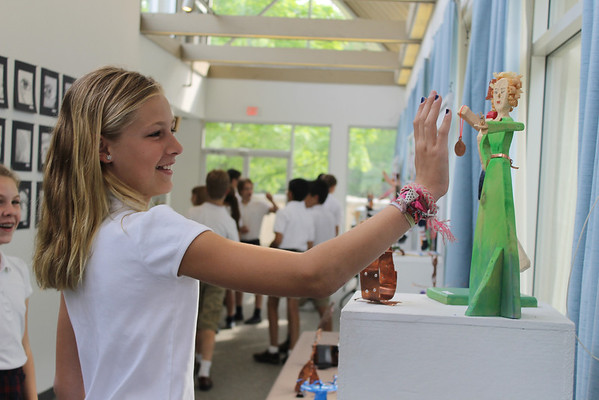 5th Grade Gallery Visit