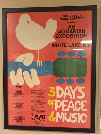 A Visit to Woodstock Site